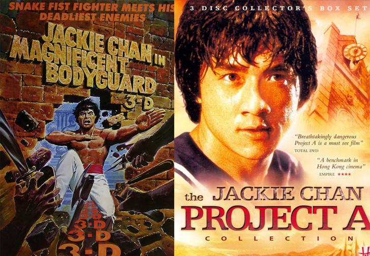 Фото №4 - Успехи бога: жизнь и судьба Джеки Чана, самого неубиваемого актера на Земле