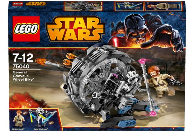 Фото №12 - Набор LEGO Star Wars выиграть должен ты