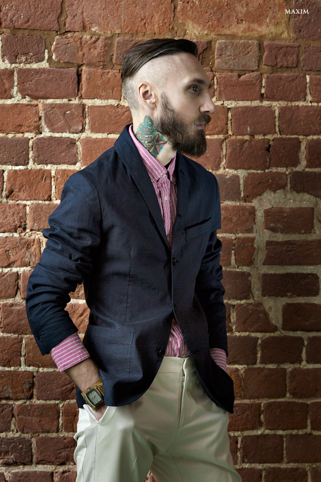 Фото №2 - Вещь месяца: пиджак