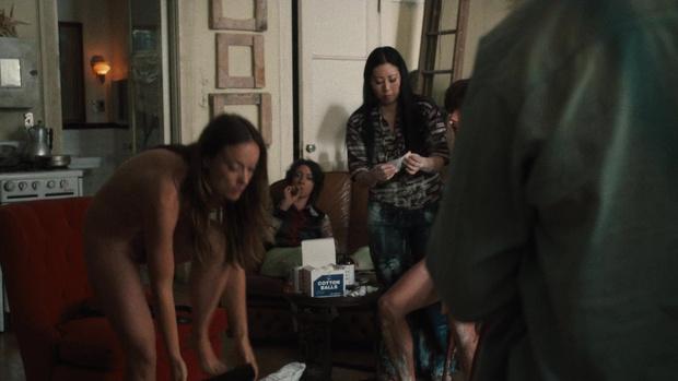 Фото №7 - Скромная Оливия Уайлд полностью обнажилась в сериале «Винил»