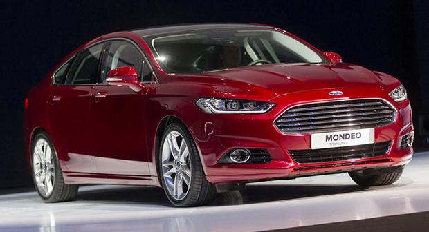 Ford Mondeo новый