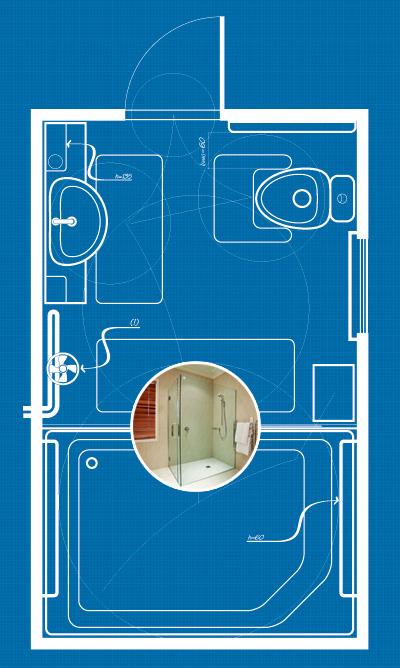 Лицензия на удобство: самая комфортная ванная в мире