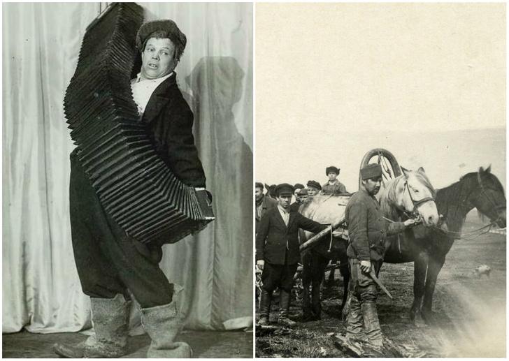 Фото №1 - Советские агитационные частушки к посевной кампании 1930 года (аудио)