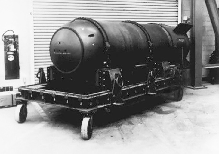 Водородная бомба Mark 15