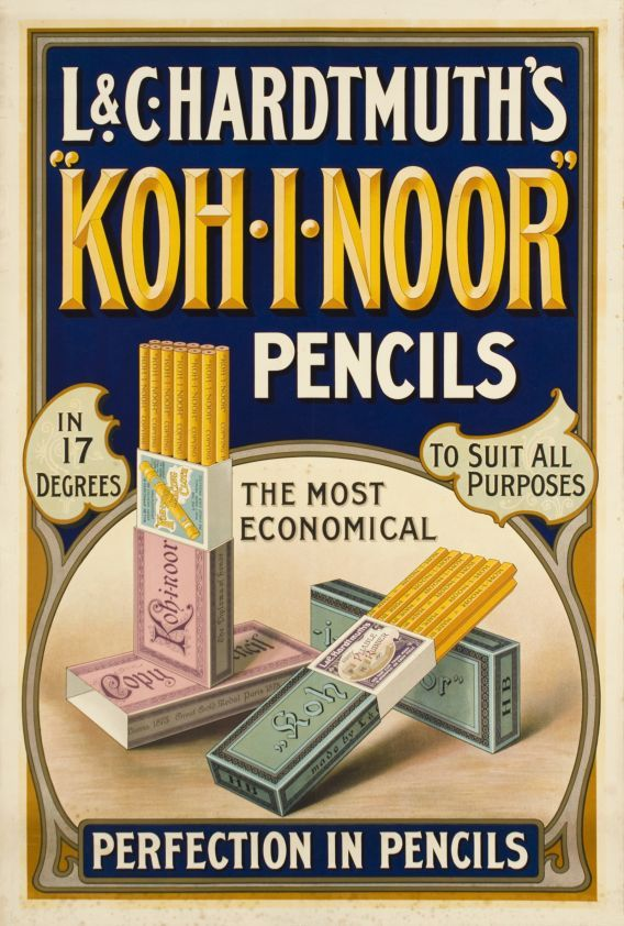 Фото №2 - Почему карандаши желтые