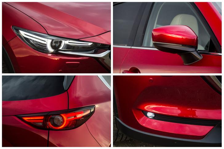 Фото №4 - Кое-что о новом поколении Mazda CX-5