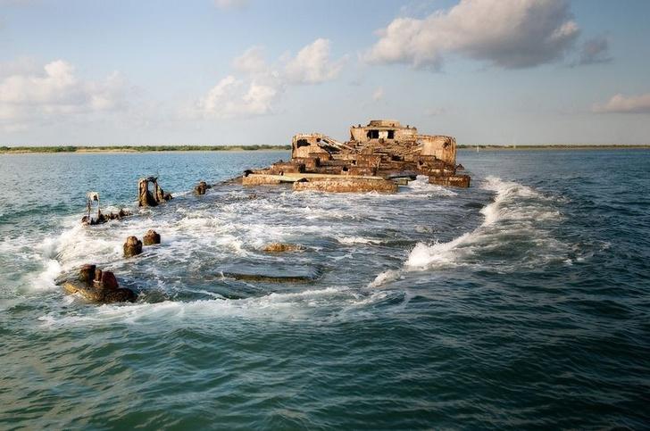 Фото №5 - Железобетонные корабли: ушедшая эпоха в 11 фотографиях
