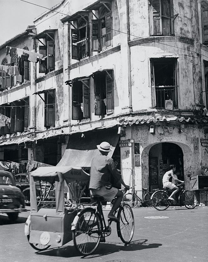 Сингапур образца 1960 года