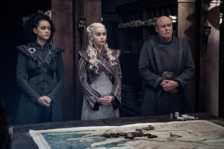 Фото №5 - HBO показал кадры из 4 серии финала «Игры престолов»