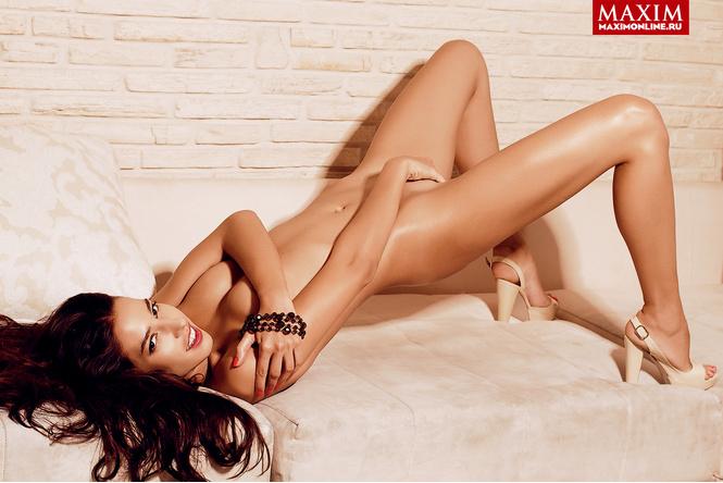 Модель Женя Толстикова: «Все, что имеет пятачок и хвостик, приводит меня в полный восторг!»