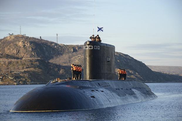 Фото №1 - Раскрыта зарплата командира российской подлодки