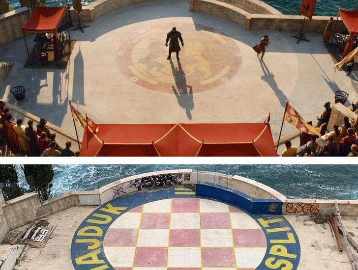 Фото №1 - Вот как выглядят места действия «Игры престолов» в реальной жизни