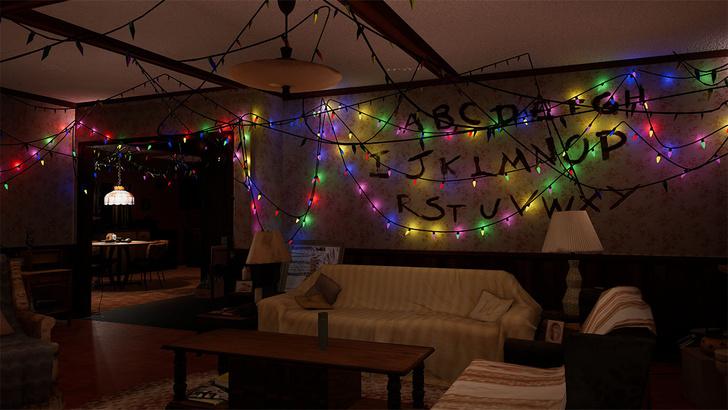 Фото №7 - IKEA детально воссоздала из своей мебели гостиные из культовых мультиков и сериалов (фото)