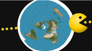 В Великобритании прошла первая конференция сторонников теории плоской Земли