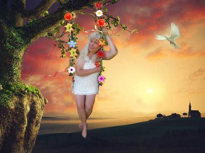 Фото №10 - Богиня Фотошопа: женщина поразила пользователей Facebook  своими фотографиями