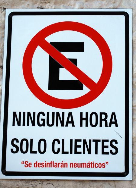 Фото №9 - 10 знаков, запрещающих парковку