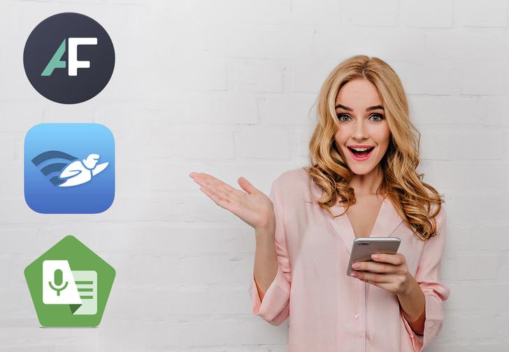 Фото №1 - Отслеживатель бесплатных приложений и другие полезные программы для смартфонов месяца