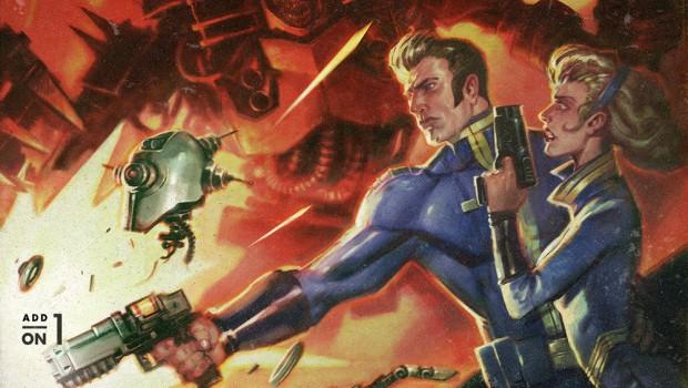 Фото №1 - Fallout 4: Automatron и еще 8 лучших видеоигр марта!