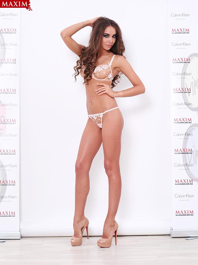 Топ-10 финалисток «Miss MAXIM ВКонтакте 2016» — Маргарита Буторина