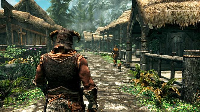 The Elder ScrollsV: Skyrim – Special Edition