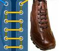 Фото №2 - 6 способов вязать шнурки: лесенкой, бабочкой, решеткой и другими поэтическими и практичными способами