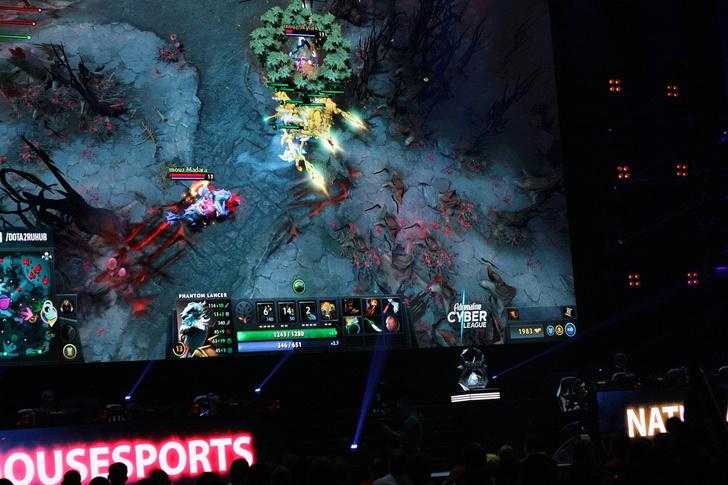 Фото №3 - Долгожданный триумф Na'Vi: в Москве прошел турнир по Dota 2 Adrenaline Cyber League