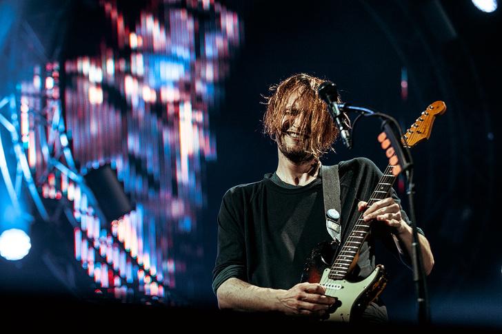 Фото №7 - Что творилось на недавних концертах Red Hot Chili Peppers, Ланы Дель Рей, «Сплина» и других рокеров