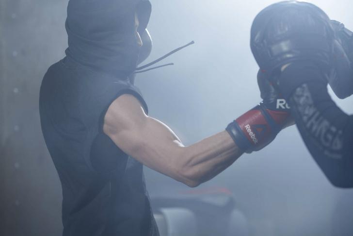Даже подраться можно! Combat тренировки и мастер-классы с лучшими российскими бойцами на «Reebok. Стань человеком»