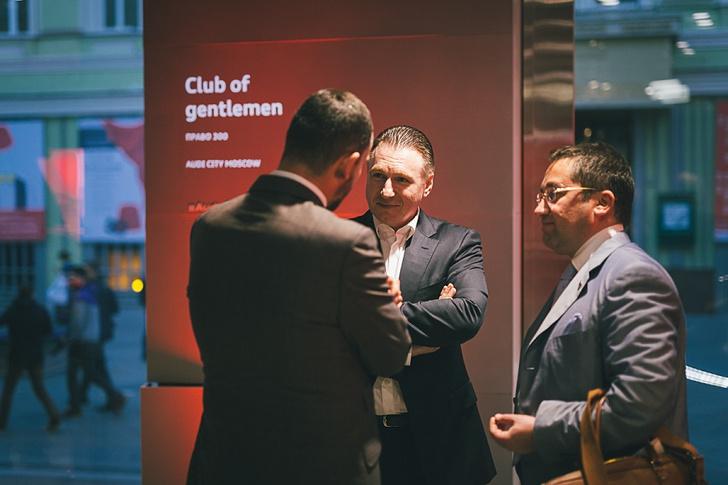 Фото №2 - Клуб джентльменов в Аudi City Moscow устроил вечер в кругу адвокатов