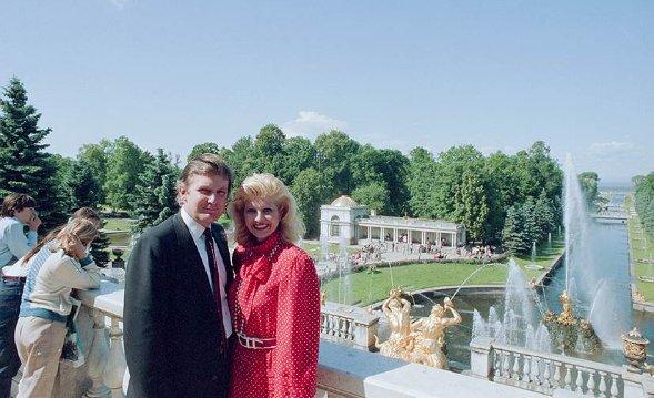 Фото №4 - Трамп в Ленинграде и еще 4 редких фотографии времен СССР