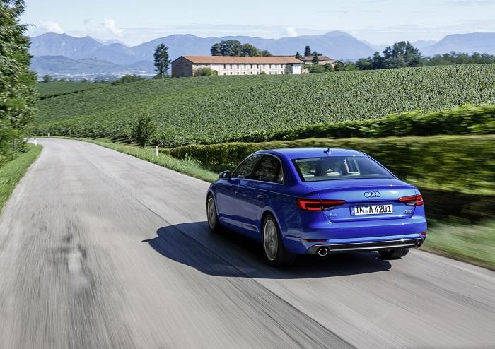 Фото №3 - Такая разная, новая Audi