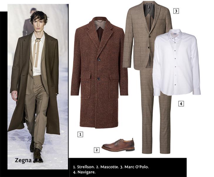 Фото №2 - Как и с чем носить пальто в межсезонье