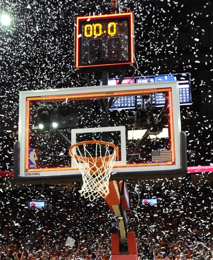 Фото №1 - Tissot подскажет время NBA