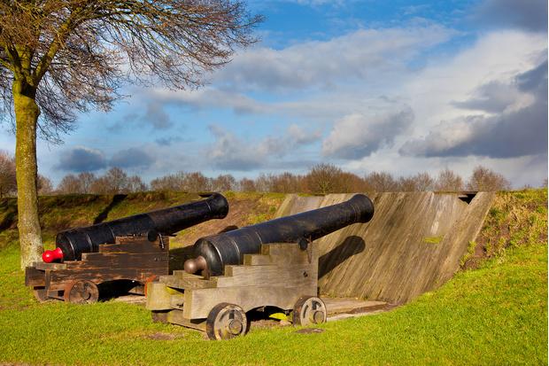 Фото №3 - Идеи для отпуска: Форт Буртанж, Нидерланды