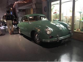 Музей ретро-автомобилей Toyota в Токио (ностальгическое ВИДЕО)