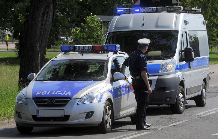 Фото №1 - Польская полиция объявила забастовку и отказывается штрафовать правонарушителей