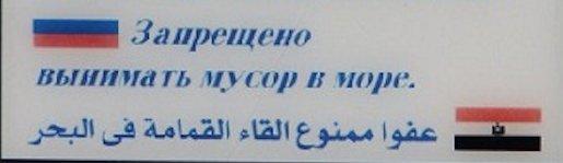 Фото №11 - Тест: Умеешь ли ты понимать заграничные надписи на русском?