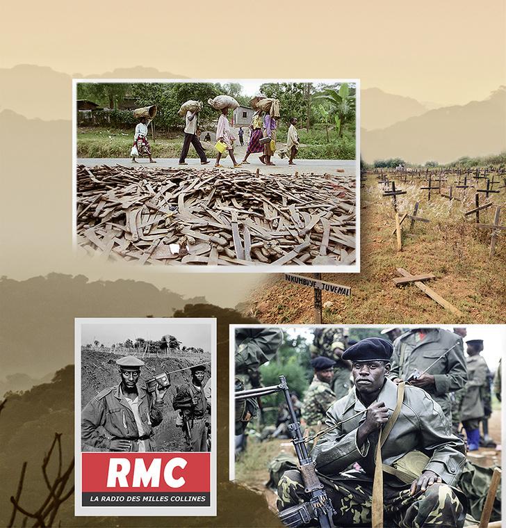Фото №15 - Ночь тонких носов: история массового убийства одного руандийского племени другим