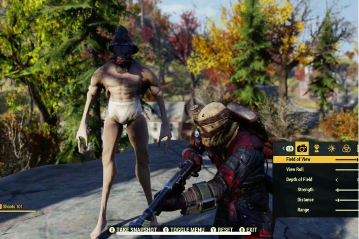 Фото №1 - На Bethesda собираются подать в суд из-за Fallout 76