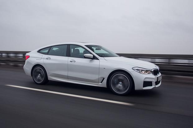 Фото №7 - BMW 6 GT: дорогая, я все починил!
