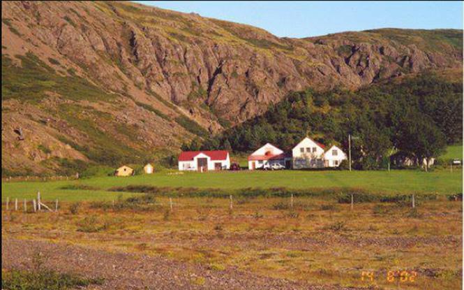 Здание футбольной федерации Исландии