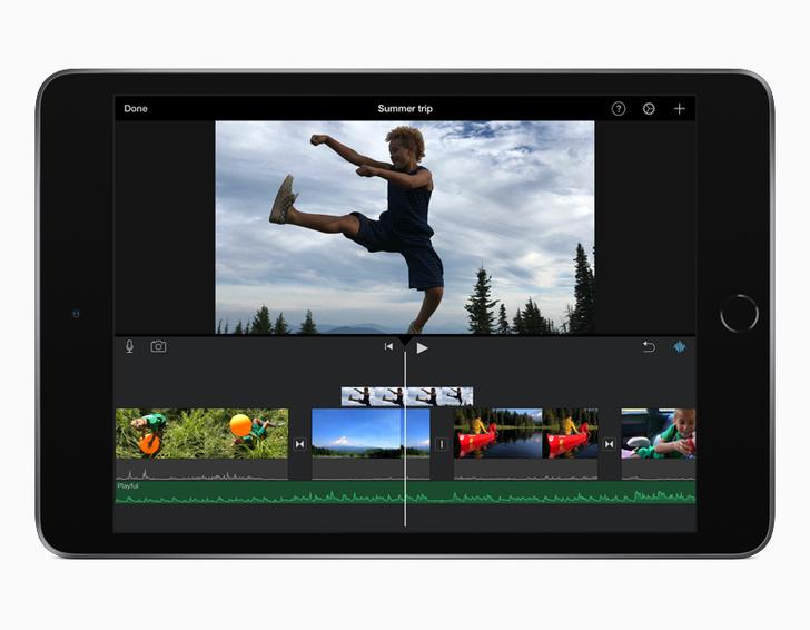 Фото №2 - Apple представила новые iPad Air и iPad mini