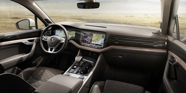 Фото №9 - Представлен новый Volkswagen Touareg. И это повод бежать за нынешним поколением прямо сейчас