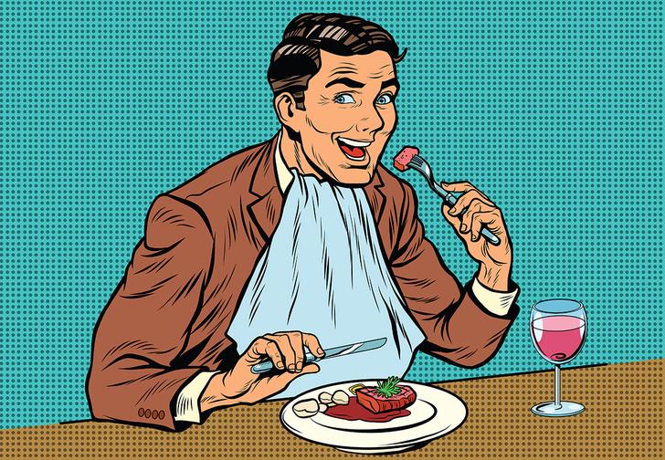 Фото №1 - У вегетарианцев здоровье хуже, чем у мясоедов, — теперь доказано и учеными