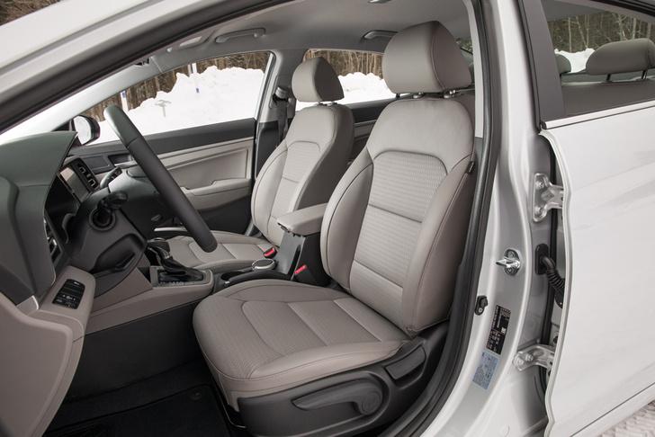 Фото №4 - Hyundai удивила ценой обновленной Elantra