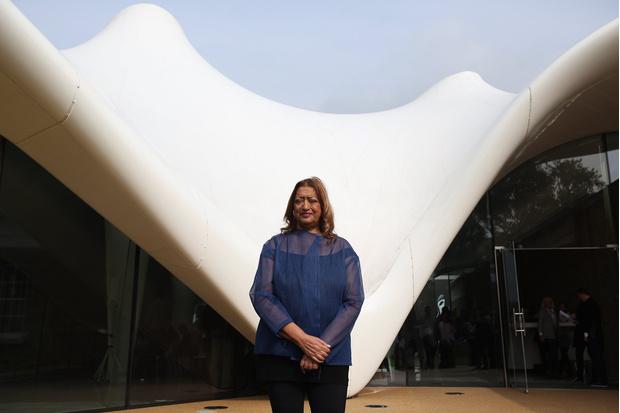Фото №1 - Самые крутые здания женщины-архитектора Захи Хадид (плюс российские проекты и туфли)