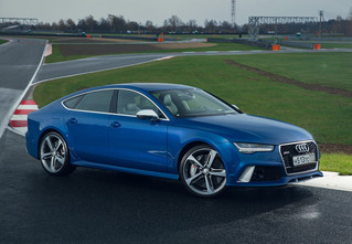 Audi RS 7 Performance: 605 очень хитрых лошадей