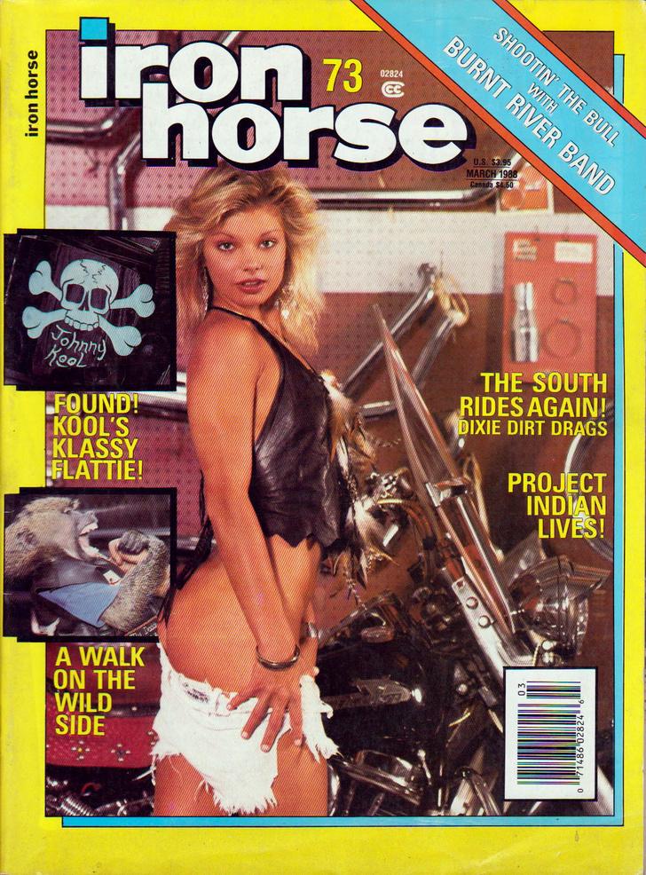 Фото №15 - Сексуальные девушки байкеров из 1980-х!