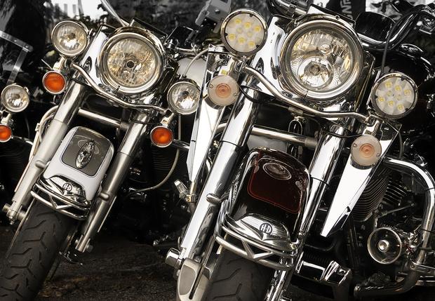 Фото №2 - Что нужно знать, сделать и иметь, чтобы путешествовать по Европе на мотоцикле