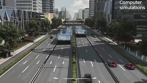 Фото №5 - Чудо-транспорт, который должен был избавить Китай от пробок, оказался уловкой мошенников